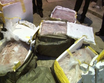 Lạng Sơn: Bắt 450 kg nầm lợn nhập lậu