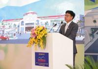 Tây Ninh: Khởi công xây dựng Trung tâm Thương mai Long Hoa