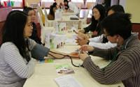 Nâng cao sức khỏe cộng đồng người Việt tai Séc