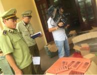 Đà Nẵng: Bắt giữ số lượng lớn mỹ phẩm không hợp lệ