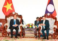 Chuyến thăm của Thủ tướng Nguyễn Xuân Phúc làm sâu sắc hơn quan hệ Việt Nam – Lào