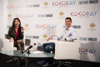 Cristiano Ronaldo (CR7) chính thức trở thành khách hàng danh dự giữ chỗ đặt mua Condotel Cocobay