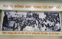 Công ty CP Bóng đèn Phích nước Rạng Đông kỷ niệm 53 năm ngày Bác Hồ về thăm