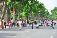 Thời tiết dịp lễ 30/4 và 1/5: Thuận lợi cho hoạt động vui chơi, giải trí của người dân