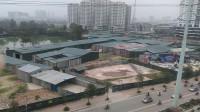 """Phường Trung Văn (Nam Từ Liêm, Hà Nội): Hàng loạt gara ô tô """"mọc"""" trên đất dự án?"""