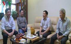 Gặp mặt cựu chiến binh Việt Nam trên quê hương Lenin nhân dịp 30/4