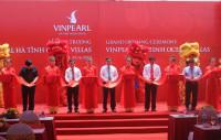 Tập đoàn Vingroup khai trương khu nghỉ dưỡng 5 sao Vinpearl Hà Tĩnh Ocean Villas