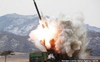 Nhật Bản lên án vụ phóng tên lửa vừa mới thất bại của Triều Tiên