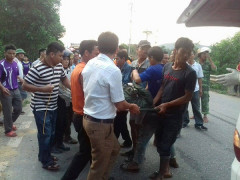 Hà Tĩnh: Cưa đạn pháo 2 anh em ruột thương vong