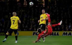 Premier League: Đánh bại Watford, Liverpool củng cố vị trí thứ 3