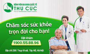 bệnh viện đa khoa quốc tế Thu Cúc