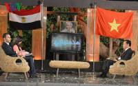 Đài Truyền hình Ai Cập phát sóng giới thiệu về Chủ tịch Hồ Chí Minh