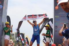 Ironman 70.3 Việt Nam 2017 đã có nhà tân vô địch