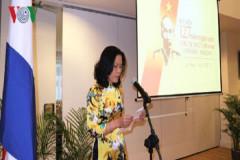 Đại sứ quán Việt Nam tại Hà Lan kỷ niệm 127 năm ngày sinh Bác Hồ