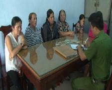 Thừa Thiên Huế: Bắt giữ 8 phụ nữ lên núi Túy Vân đánh bạc
