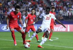 World Cup U20: Hạ gục Guinea, U20 Hàn Quốc khẳng định bản lĩnh