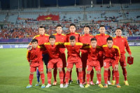 Việt Nam là đội bóng đầu tiên trong lịch sử Đông Nam Á giành điểm World Cup U20