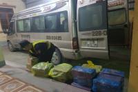 Bắc Giang: Bắt giữ gần 700 lọ nước hoa không rõ nguồn gốc, xuất xứ