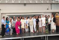 ĐSQ Việt Nam ở Hy Lạp tham gia Hội chợ Ẩm thực từ thiện quốc tế