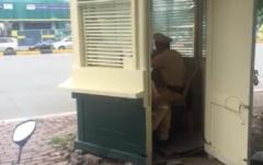 Hà Nội: Cảnh sát giao thông tiếp tục làm ngơ cho xe bê tông ngông nghênh đi vào giờ cấm?