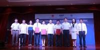 FLC ký kết hợp tác nhân lực với Huyện Vĩnh Tường và Trường Cao đẳng Công nghiệp Phúc Yên