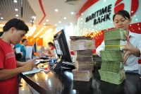 Maritime Bank nhận giải ngân hàng tốt nhất Việt Nam 2017