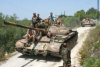 Được Mỹ- Anh hỗ trợ, phiến quân liên tiếp... thất bại
