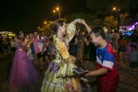 Đà Nẵng: Khách du lịch tăng gần 50% trong mùa DIFF 2017