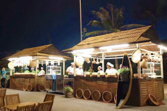 Trải nghiệm ẩm thực đường phố độc đáo giữa lòng khu nghỉ dưỡng 5 sao FLC Quy Nhơn