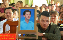 Lâm Đồng: Hoãn phiên tòa vợ cùng người tình chôn giấu xác chồng