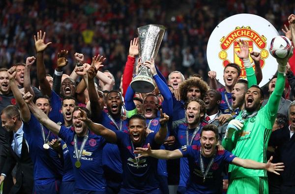 Đánh bại Ajax Amsterdam, MU đăng quang tại Europa League