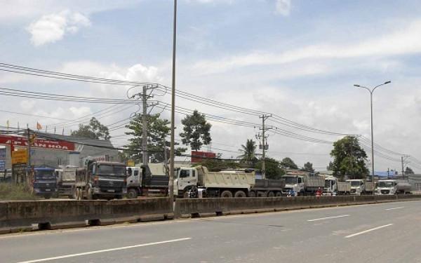 Đồng Nai: Tiềm ẩn nguy cơ tai nạn giao thông trên Quốc lộ 51