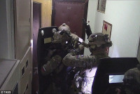 Nga phát hiện xưởng chế tạo bom tại Moskva, bắt 4 phần tử IS