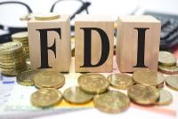 Thu hút FDI đạt 12,13 tỷ USD - tăng 10,4% trong 5 tháng đầu năm 2017