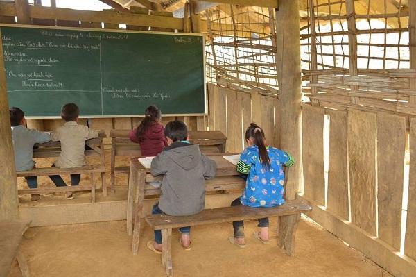 """Tập đoàn FLC """"mang"""" trường tiểu học lên vùng cao cho các em học sinh Pú Xi, Điện Biên - Hình 2"""