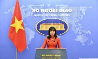 Việt Nam yêu cầu Đài Loan không tập trận bắn đạn thật ở Trường Sa