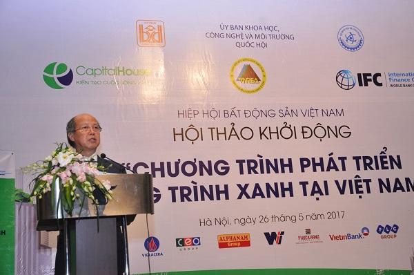 Việt Nam 100 triệu dân mới chỉ có 60 công trình nhà ở xanh - Hình 1