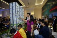 Gần 70% căn hộ của dự án D-Vela đã chính thức được đặt mua