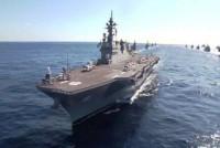 Báo Nhật: Izumo tới Biển Đông - Chấp nhận thách thức