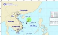 Dự báo thời tiết ngày 29/5: Áp thấp nhiệt đới đang mạnh dần thành bão