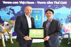 Vinamilk 3 năm liên tiếp trong top thương hiệu được lựa chọn nhiều nhất ở Việt Nam