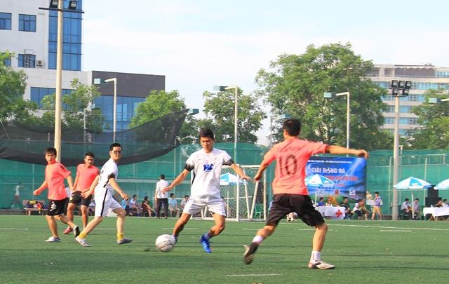 Thanh Hóa: Tổ chức giải bóng đá Người làm báo lần II - Hình 1