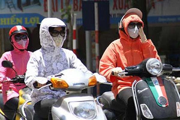Dự báo thời tiết ngày 2/6: Hà Nội nắng nóng gay gắt, nhiệt độ cao nhất 40 độ C - Hình 1