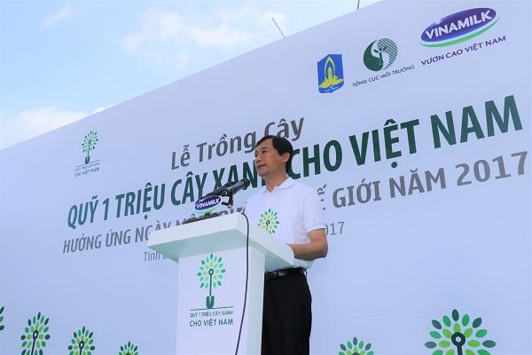 Quỹ một triệu cây xanh và Vinamilk trồng hơn 110.000 cây xanh tại Bà Rịa Vũng Tàu - Hình 4