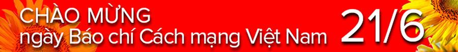 Chúc mừng ngày báo chí cách mạng Việt Nam 2017