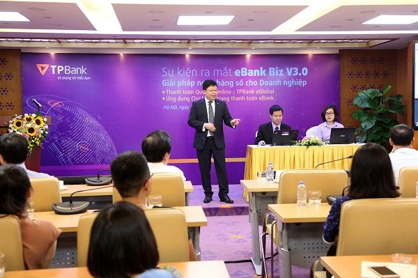 TPBank eBank BIZ v3.0 - giải pháp đột phá cho doanh nghiệp - Hình 1