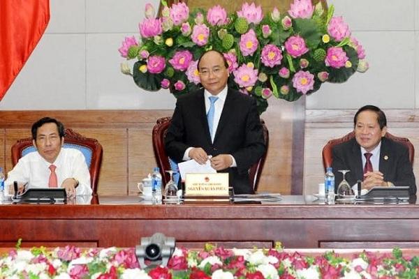 Thủ tướng Nguyễn Xuân Phúc: Báo chí  và doanh nghiệp luôn là người bạn đồng hành - Hình 1
