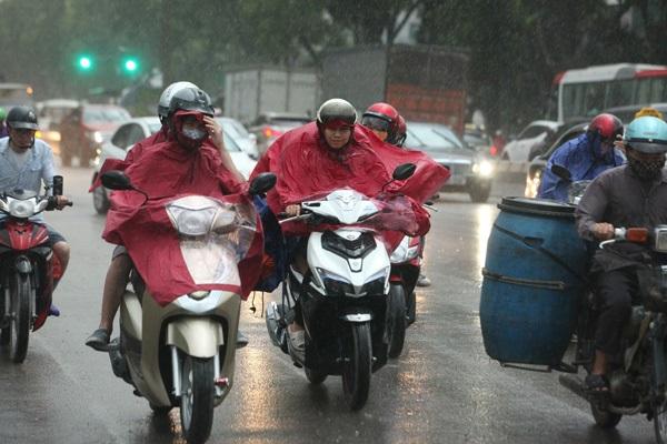 Dự báo thời tiết 20/6: Miền Bắc tiếp tục mưa to - Hình 1
