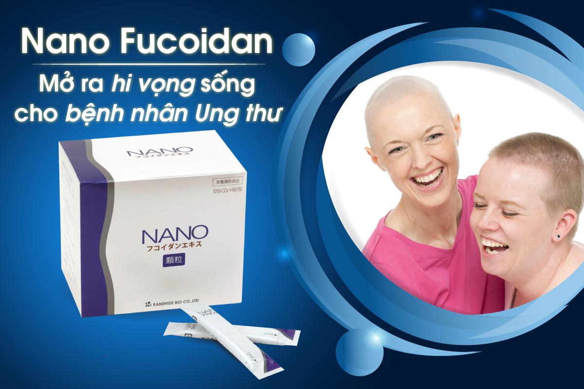 Tiếp bài Sản phẩm Nano Fucoidan: Quảng cáo chữa ung thư, đâu là công dụng thật? - Hình 2