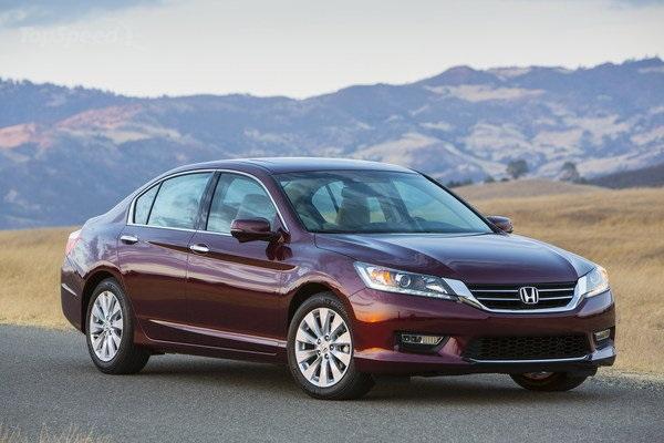319 xe Honda Accord bị thu hồi từ 8/8 - Hình 1